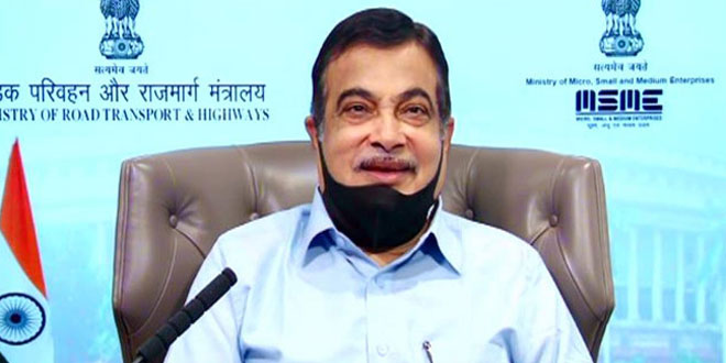 #SwasthyaMantra Telethon: Union Minister Nitin Gadkari Promotes The Idea Of 'Waste To Wealth', For Development And Environment