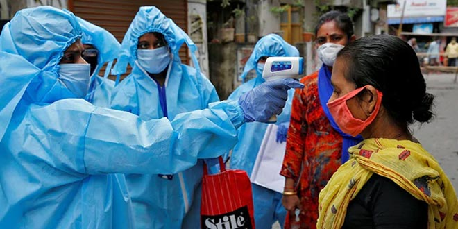 India's COVID-19 Response Stands Out: National Health Authority