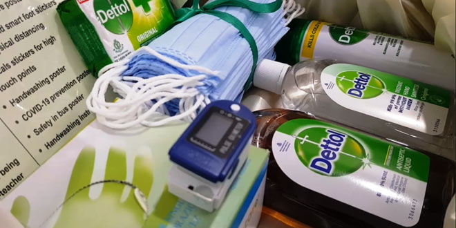 As State Governments Contemplate Reopening Schools Amid COVID-19, Reckitt Benckiser Group Launches Return-To-School Kits