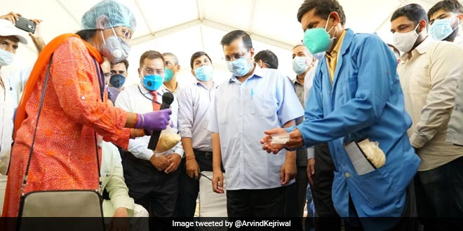 Delhi Government To Spray Bio-Decomposer In Fields From October 11 To Prevent Stubble Burning
