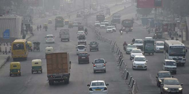 Delhi Gets 'Green War Room' To Fight Pollution This Winter