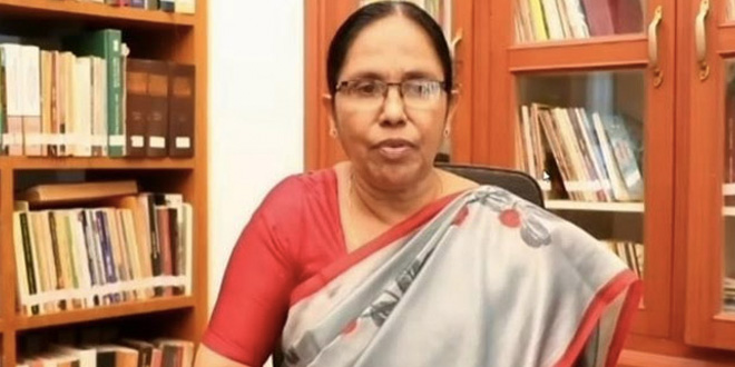 #SwasthyaMantra Telethon: Kerala's Health Minister KK Shailaja Talks About The State's Battle Against COVID-19