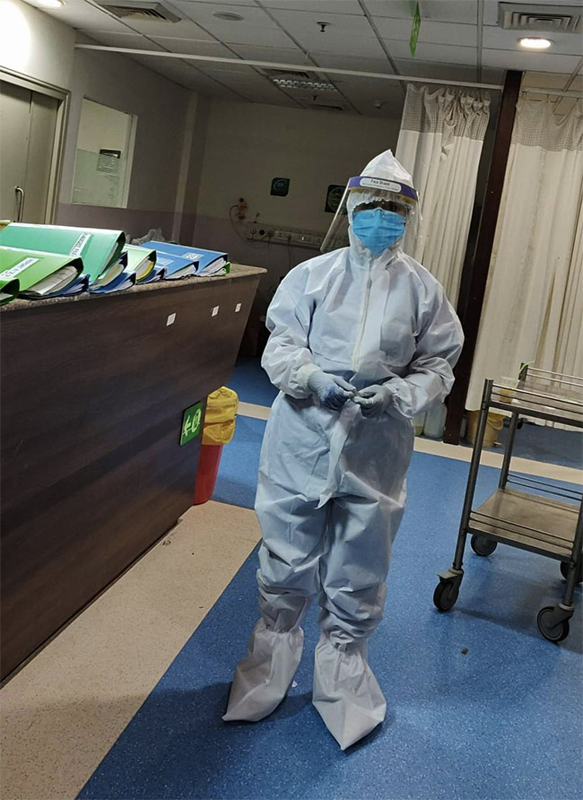 A COVID Warrior From Kolkata Shares Her Experience Of Working In A Critical Care Unit During The Pandemic