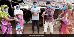 77 Per Cent People Changed Their Handwashing Habits Due To COVID-19, Finds A Study By WaterAid India