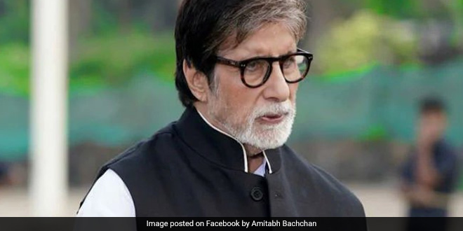 """Manual Scavenging Is An Unconstitutional And Illegal Act,"" Says Amitabh Bachchan As He Pledges To Join 'Any Campaign' That Works For Welfare Of Manual Scavengers"