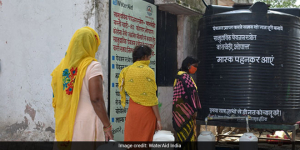 How Bhopal's Decentralised Water Access Is Providing Adequate Handwashing Infrastructure During COVID-19 Pandemic