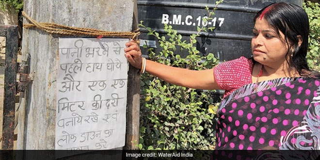 From WASH To COVID-19 And Menstrual Hygiene, Bhopal's Alomati Ray Is A True Warrior Of Change | COVID Warriors - Swachh India NDTV