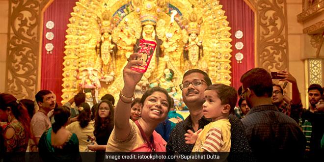 COVID-19 On Mind, Durga Puja Celebrations Low Key Sans Idols, Pandals, Bhog