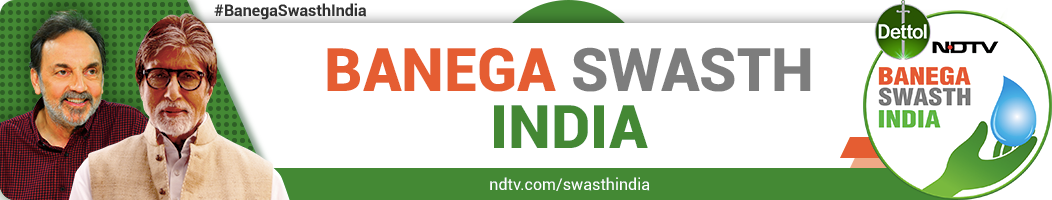 NDTV-Dettol Banega Swasth Swachh India