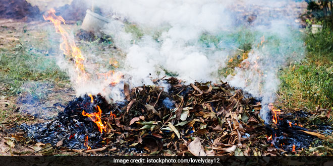 Air Pollution Rises In Delhi-NCR, Gurugram Citizens Call For Action Against Waste Burning And Tackle It Like COVID-19