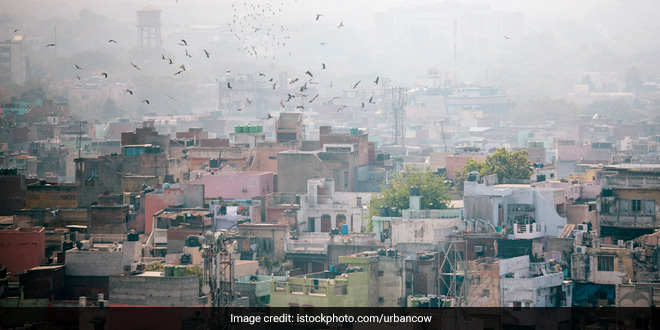 Delhi Fighting A Dual Battle Of Coronavirus And Air Pollution, Warn Experts