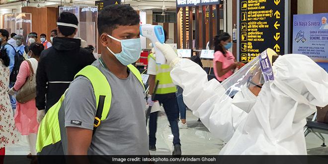 Aerosol Microdroplets Ineffective At Spreading Coronavirus: Study