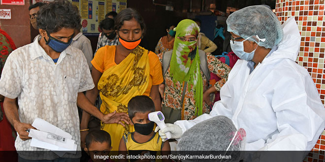 Over One Third People In Tamil Nadu Don't Wear Masks, Says Chief Minister