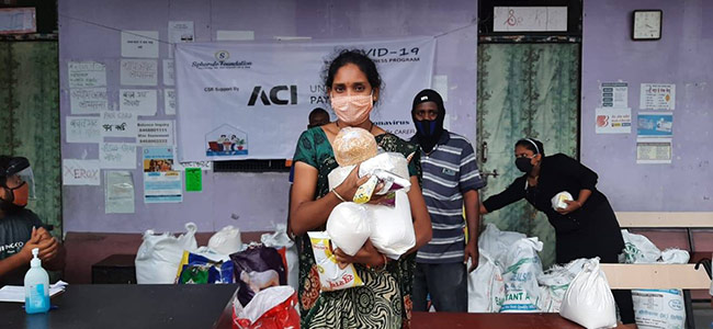 Since Coronavirus Induced Lockdown Pune Based NGO Has Supported 6 Lakh People With Ration And Hygiene Kit