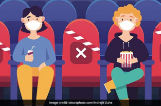 Maharashtra Allows Opening Of Cinema Halls, Multiplexes With 50 Per Cent Seating Capacity From November 5