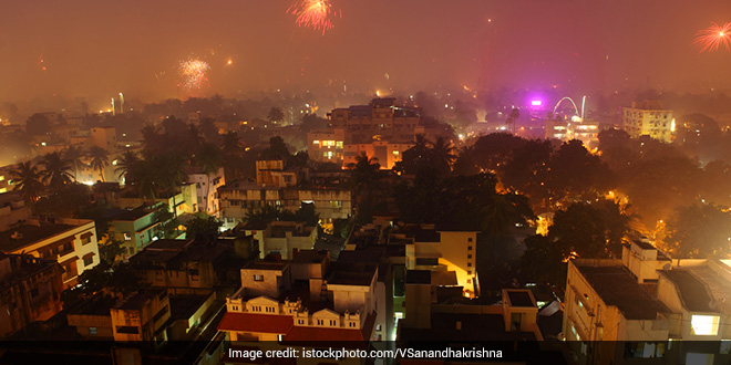 Ahead Of Diwali, States Ban Firecrackers Due To Air Pollution, Rising COVID-19 Cases