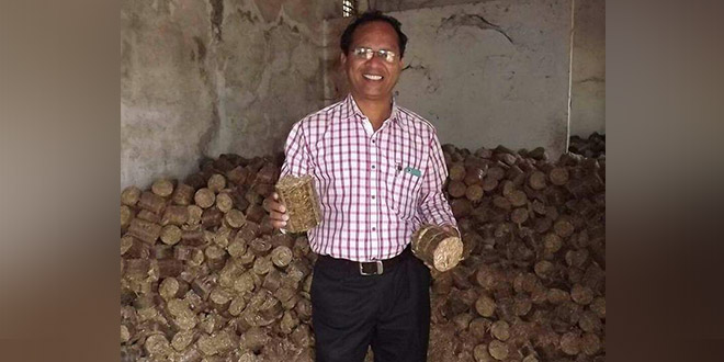 50,000 Trees Saved And Agricultural Waste Prevented From Burning By This Nagpur Warrior, Here's How