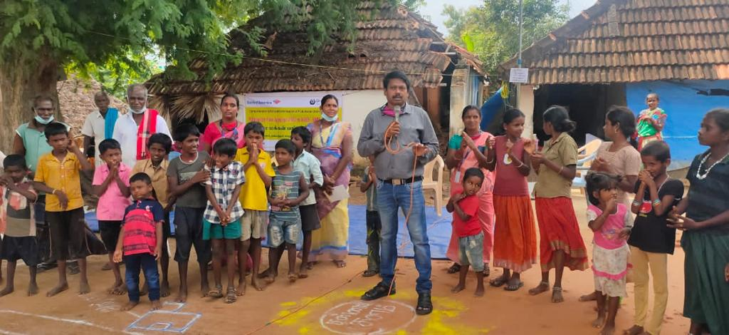 Meet 55-Year-Old WASH Warrior From Trichy Who Built Over 6 Lakh Toilets In Last 33 Years