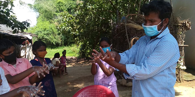 Under Its 'Health Cannot Wait' Campaign, NGO Smile Foundation Is Promoting Hygiene And Sanitation Amid COVID-19