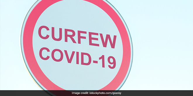 How Will A Night Curfew Imposed In Gujarat, Himachal Pradesh, Madhya Pradesh And Rajasthan Help In Containing The Spread Of COVID-19