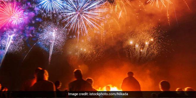 Mizoram To Ban Bursting Of Firecrackers On Christmas, New Year