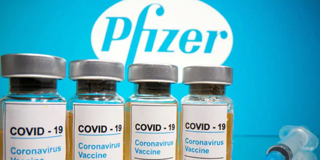 COVID-19: Who, When And How? A Look At The UK's Pfizer Vaccination Rollout