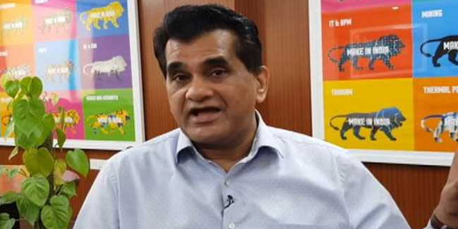With Its Multi-Sectoral Approach, Namami Gange Has Been Successful In Making Positive Impact: NITI Aayog CEO