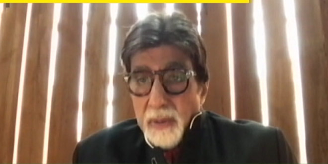 We Never Paid Attention To Handwashing Before, But COVID-19 Changed This, There Is Lot Of Learning From The Pandemic: Campaign Ambassador Amitabh Bachchan