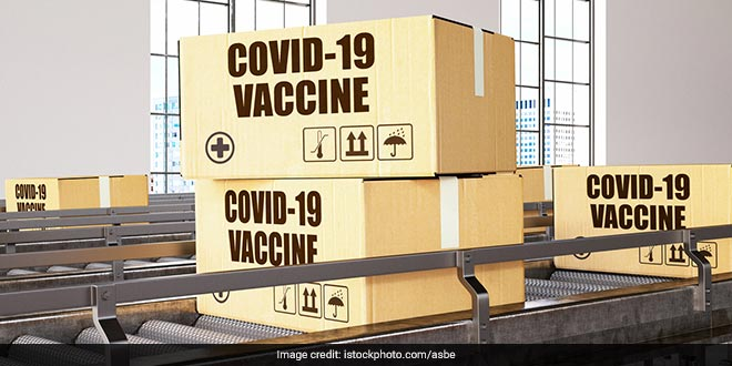 Pune Firm Gears Up To Transport COVID-19 Vaccine Vials From Serum Institute Of India