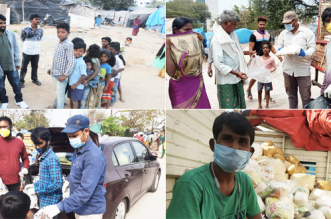Swasth Warrior: Once A Child Labourer, This Hyderabad Techie Feeds Thousands Of Hungry People For Free Everyday