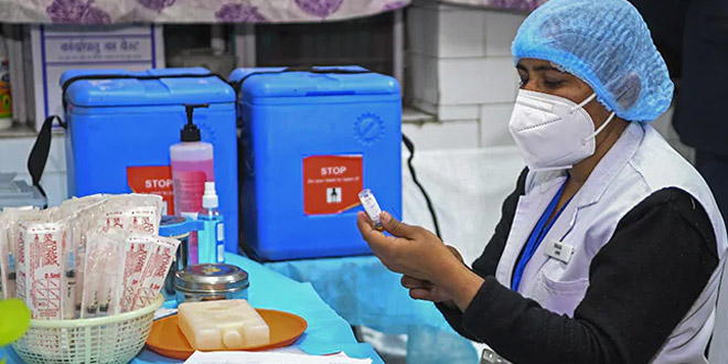 NITI Aayog Member Urges Healthcare Workers To Take COVID-19 Vaccine Shot, Fulfil Their Societal Responsibility