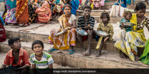 53 Per Cent Of Children In India Are Not Growing Well Due To Lack Of Access To Food And Nutrition, Says A UN Report