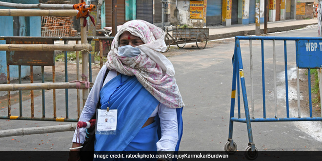 ASHA, India's Female Health Workers On Rural Front Line Get COVID-19 Shot In The First Phase