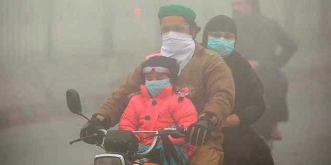 Air Pollution Linked To Increased Risk Of Irreversible Vision Loss: Study