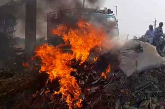 Plastic Burning Main Reason Behind Visibility Reduction Over Delhi: IIT Madras Study