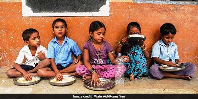 Mid-Day Meal Scheme Should Be Re-Activated With Provision Of Cooked Meals On Reopening Of Schools