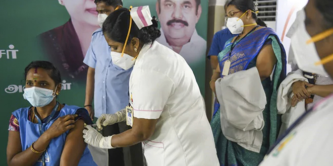 Centre Writes To States To Increase COVID-19 Vaccination Pace