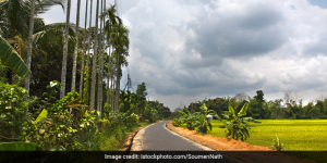 In A First For The State, Tripura Gets A 680-Metre Road Made Of Plastic Waste