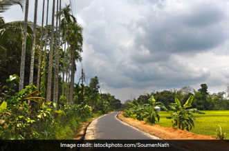 In A First, Tripura Gets A 680-Metre Road Made Of Plastic Waste