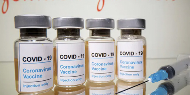 US Food And Drug Administration Panel Gives Go-Ahead To Johnson & Johnson's COVID-19 Vaccine