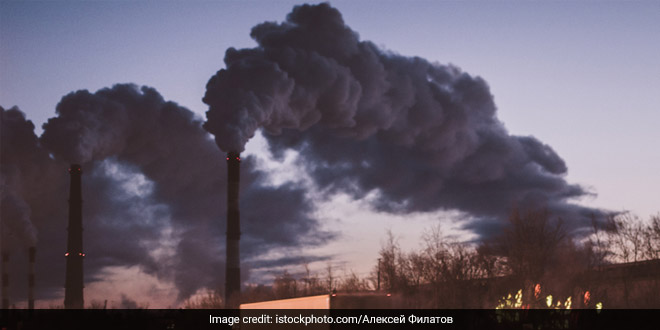 Energy-Related Emissions Up In December Despite Pandemic