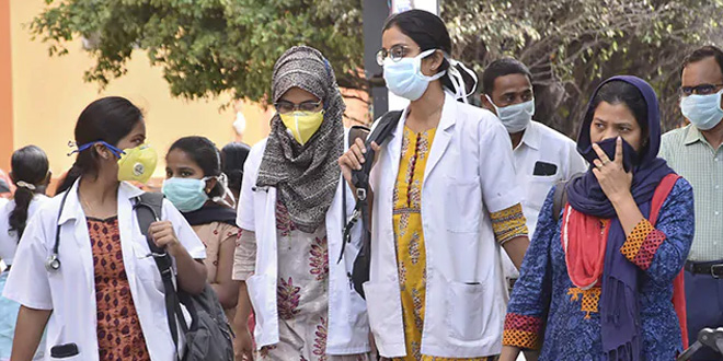 Health Ministry Tells States, Union Territories With Rising COVID Cases To 'Test, Track And Treat'