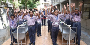 Rotary International Has Implemented Water, Sanitation And Hygiene Facilities In Over 30,000 Schools, Here's How