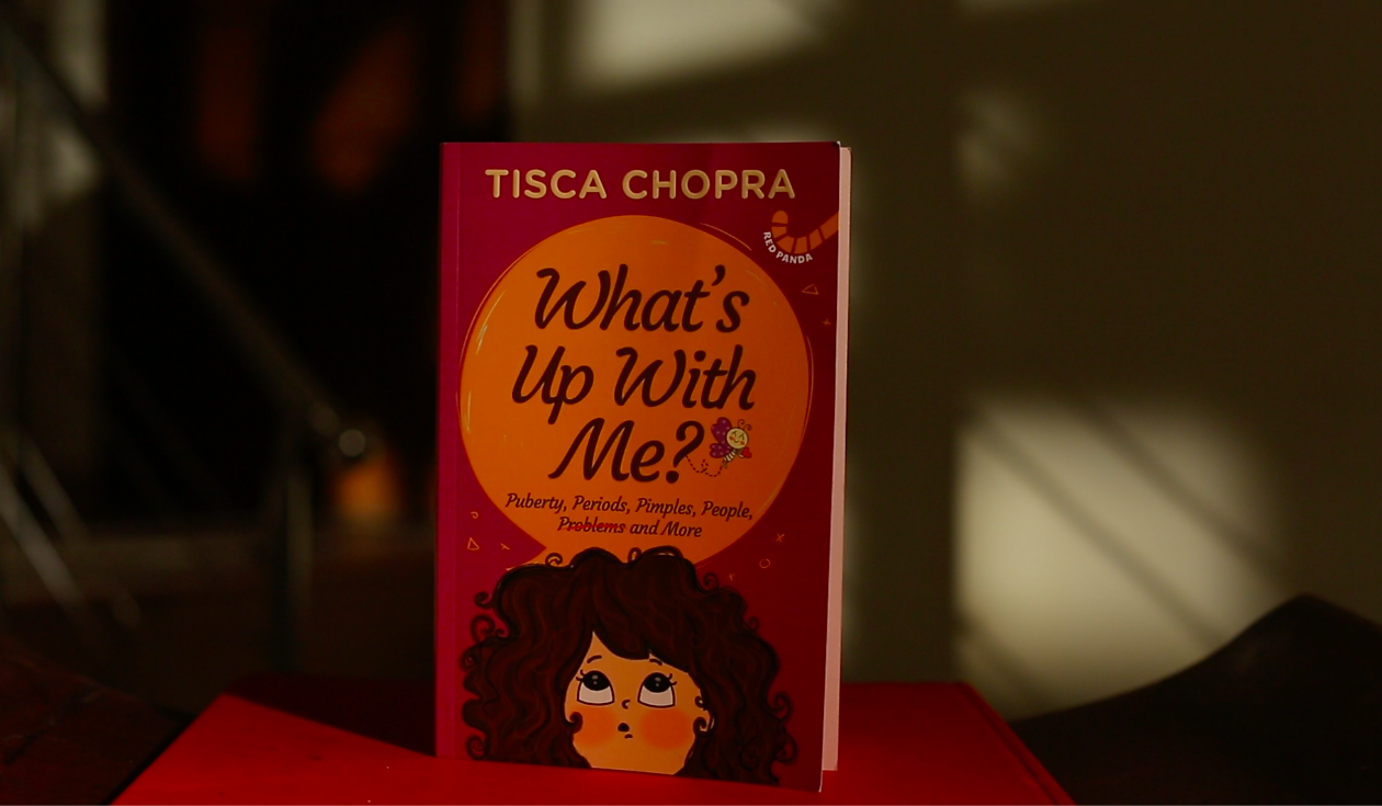 Book Excerpt: 'What's Up With Me?' By Actor Tisca Chopra