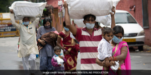 COVID-19 Pandemic Pushed 75 Million More People Into Poverty In India: Study