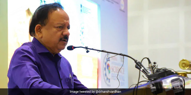 COVID-19: Seven Vaccines Candidates In Clinical Trials, Says Union Health Minister Harsh Vardhan