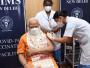 """Memorable Moment, We Even Clicked Pictures"": Nurses Who Gave PM Modi His Second COVID-19 Vaccine Dose"