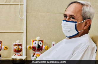 Odisha CM Launches 14-Day Mask Abhiyan, Appeals To People To Make It A Habit To Wear Face Mask