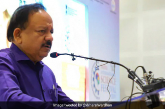 Union Health Minister Harsh Vardhan Launches Initiative To Spread Awareness About Nutrition