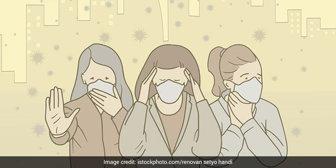 Air Pollution Costs Indian Businesses $95 Billion Each Year That Is 150 Per Cent Of India's Healthcare Budget: Report
